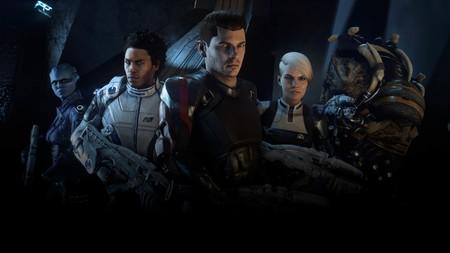 El nuevo gameplay de Mass Effect: Andromeda se centra en los perfiles y los compañeros de equipo