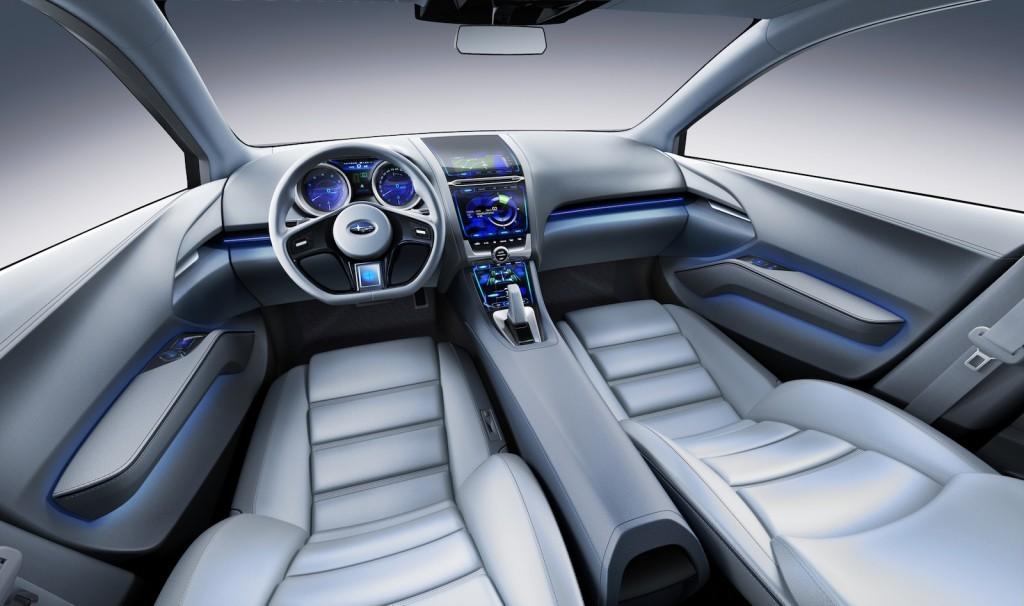 Foto de Subaru Impreza Concept  (1/12)