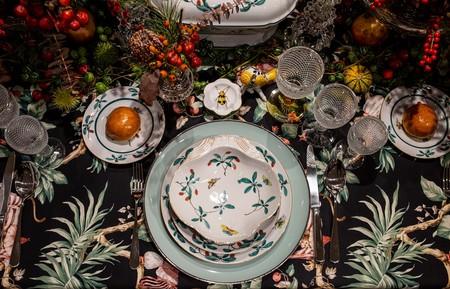 Las claves que Sánchez de Moya ha utilizado para crear esta mesa de Navidad de ensueño para Vista Alegre