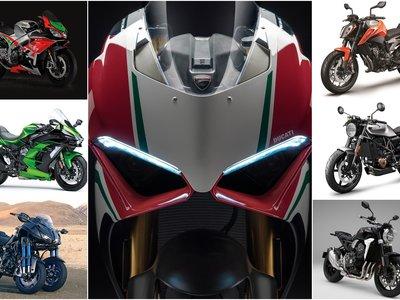 ¿Preparado para 2018? Estas son las 7 motos más rompedoras que vimos en el EICMA