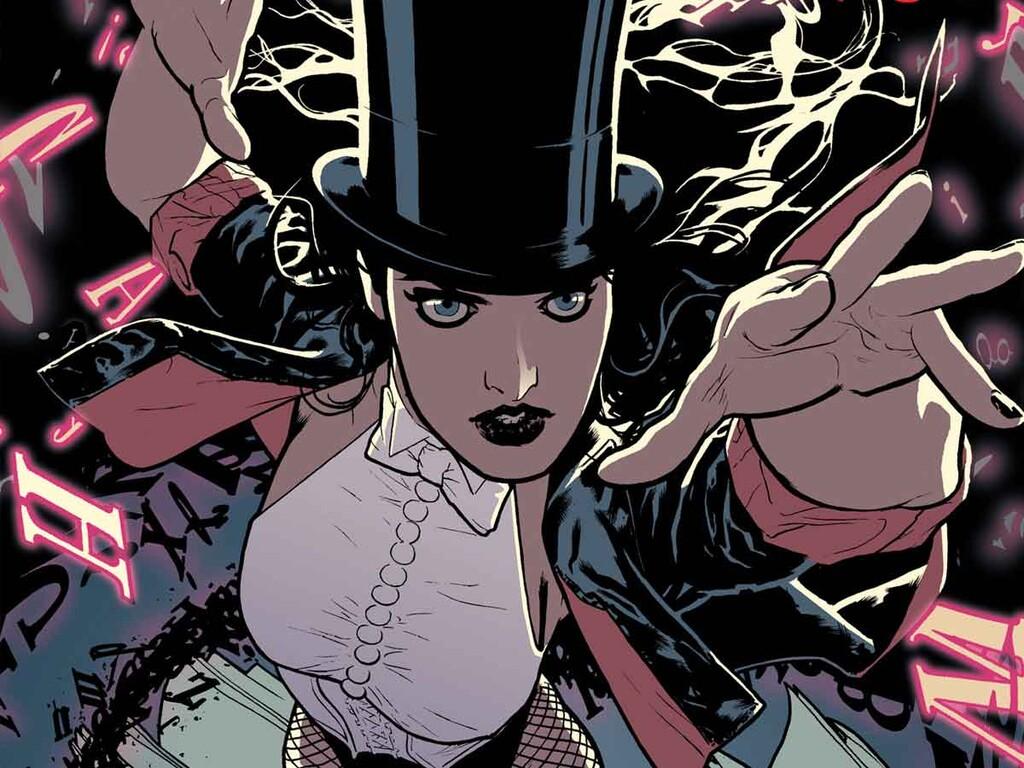 El cine de superhéroes de DC recibe con 'Zatanna' a su propia 'Doctor Strange'