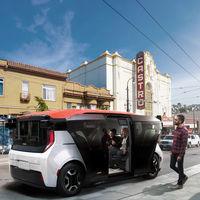 Cruise Origin ya es oficial, el coche autónomo sin volante y sin controles de General Motors