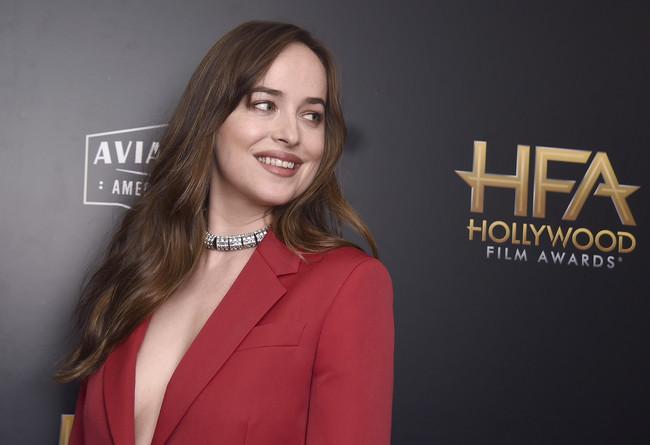 Angelina Jolie fue una de las protagonistas indiscutibles de los Hollywood Film Awards 2017