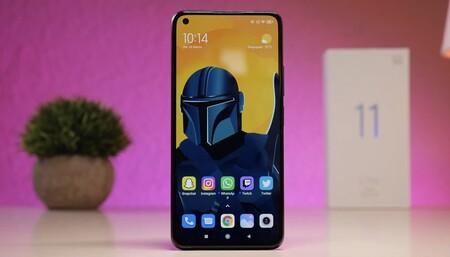 Xiaomi Mi 11 Lite de 128GB a precio de escándalo en eBay: pantalla AMOLED a 90Hz y gran autonomía por 287 euros con este cupón