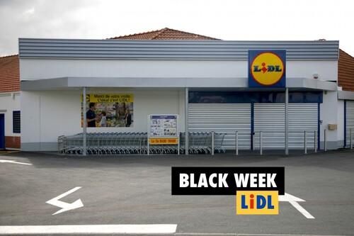 Las mejores ofertas de la Lidl Black Week: artículos para el hogar, de belleza o juguetes rebajadísimos