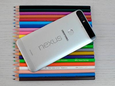 Android 7.1.2 beta llega al Nexus 6P sin el gesto del sensor de huellas