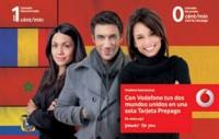 Vodafone mejora su tarifa internacional prepago