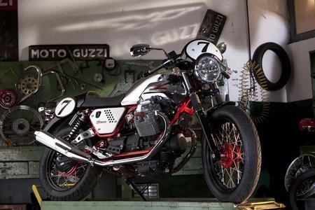 Moto Guzzi V7 Racer, ahora si que van en serio