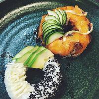 Comida de EsCultura: sushi donut o las donas de sushi que vuelven loco a Instagram