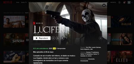 'Lucifer': Netflix pone fecha de estreno al final de la temporada 5