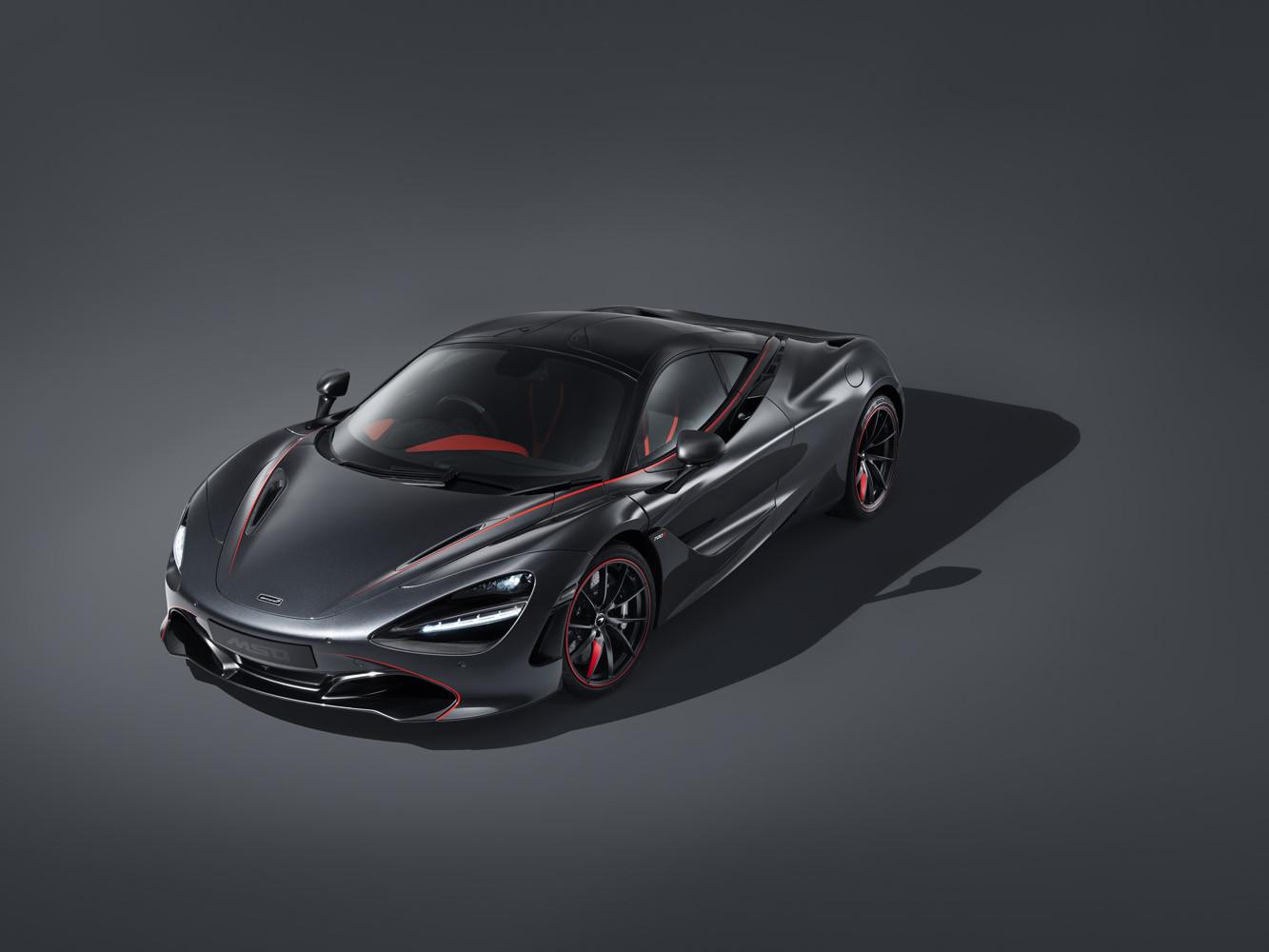 Foto de McLaren 720S Stealth (1/8)