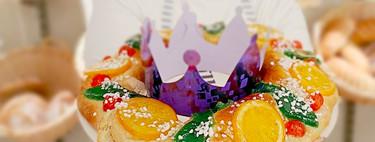 Los mejores roscones de Madrid y Barcelona para que te des un capricho dulce el día de reyes