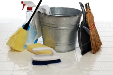 La higiene del hogar cuando tenemos un bebé