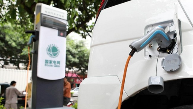 Electric Charging Stations China