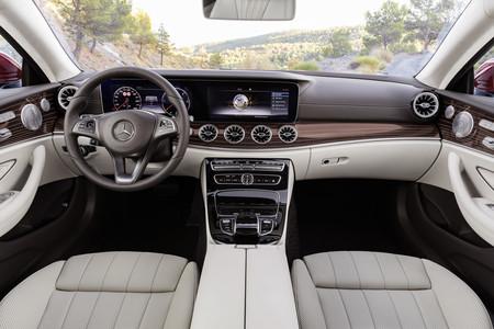 Mercedes Benz Clase E Coupe 205