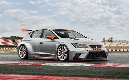 ¿Será este el nuevo SEAT León para el WTCC?