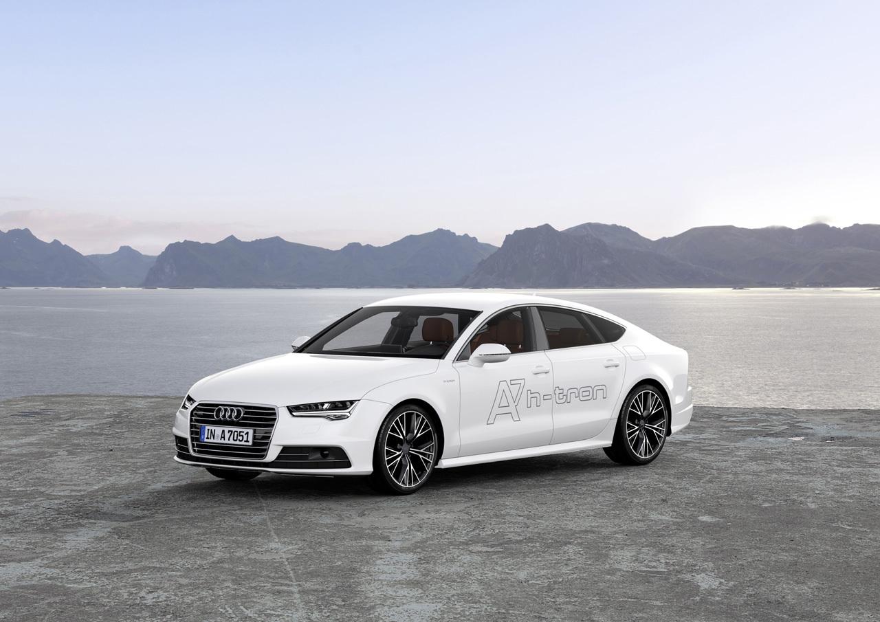 Foto de Audi A7 Sportback h-tron quattro (3/49)