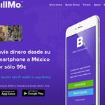 BillMo permite a los mexicanos recibir dinero desde EE.UU., realizar compras, pagos y más desde su smartphone