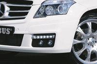 Brabus y su visión del Mercedes-Benz GLK