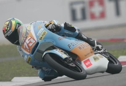Pole para Mattia Pasini por delante de Faubel