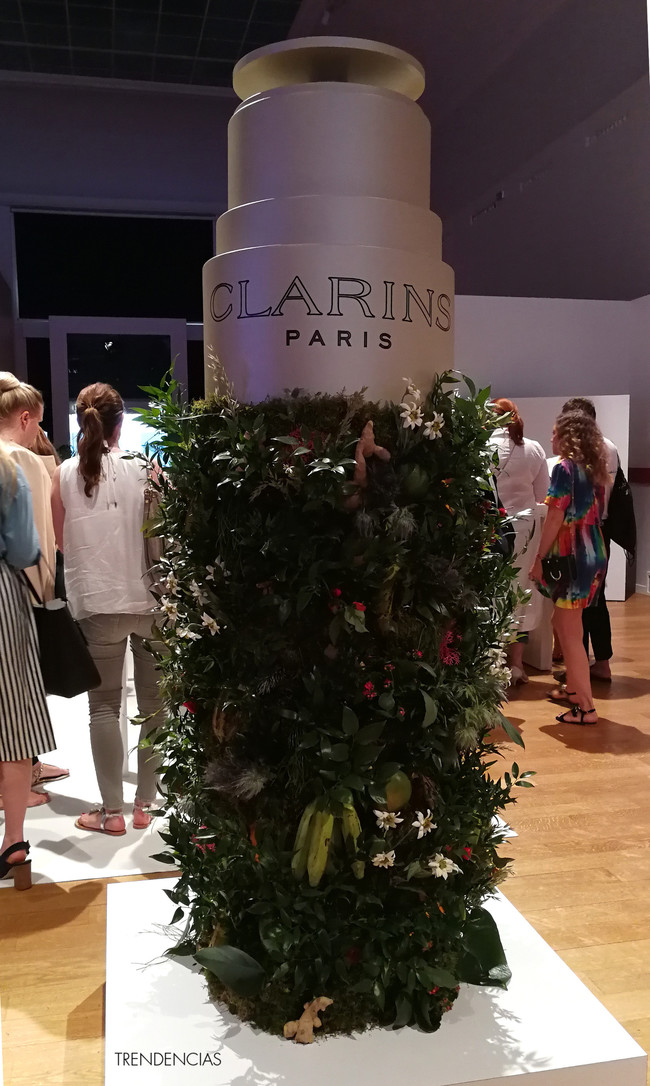 Presentacion Double Serum Clarins Paris
