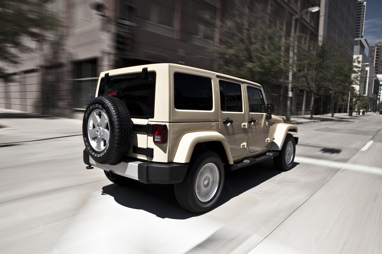Foto de 2011 Jeep Wrangler (17/27)