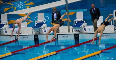 Deshidratación en nadadores