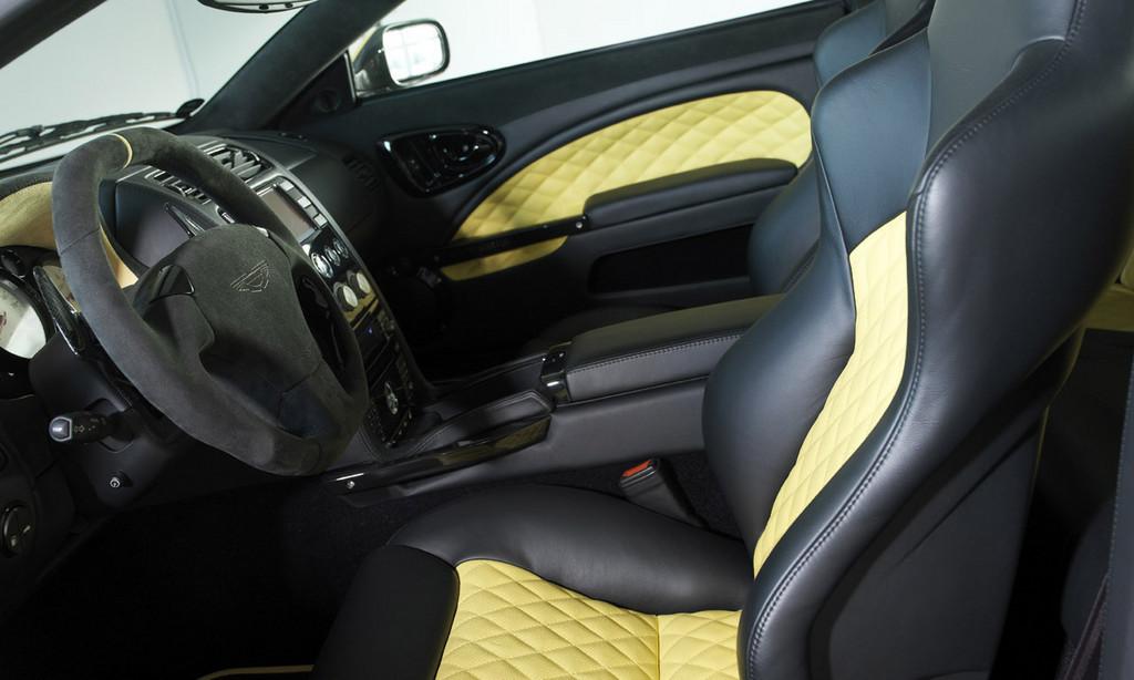 Foto de Aston Martin Vanquish por Mansory (1/12)