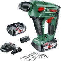 Oferta del día en el martillo perforador Bosch UneoMaxx: su precio hasta medianoche es de sólo 152,99 euros en Amazon