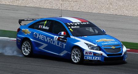 Chevrolet dirá adiós al Mundial de Turismos al final de esta temporada