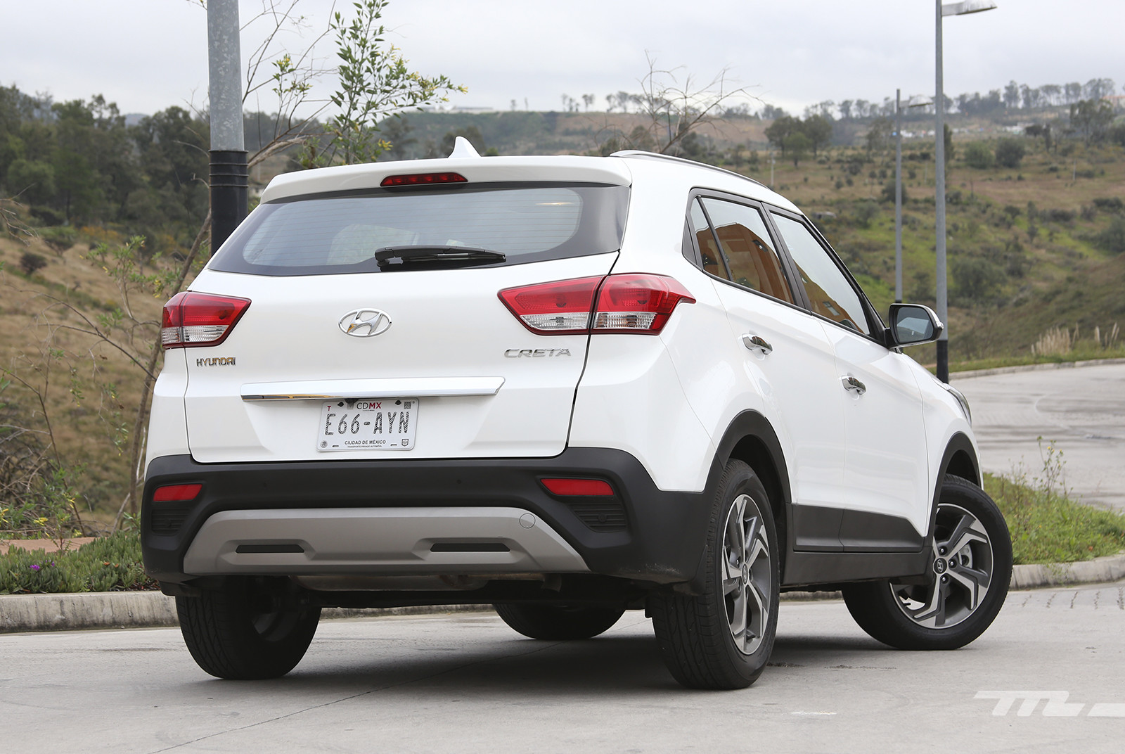 Foto de Hyundai Creta 2019 (prueba) (4/17)