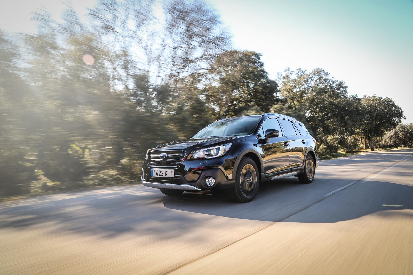 Foto de Subaru Outback GLP (prueba) (17/19)