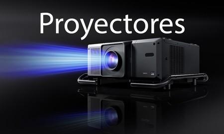 13 proyectores para todos los bolsillos para ver tus películas a lo grande