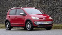¿Habrá Volkswagen Up! crossover?