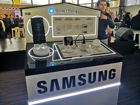 SmartThings: la plataforma de Samsung para el Internet de las Cosas llega a México con un router, una cámara y dos sensores