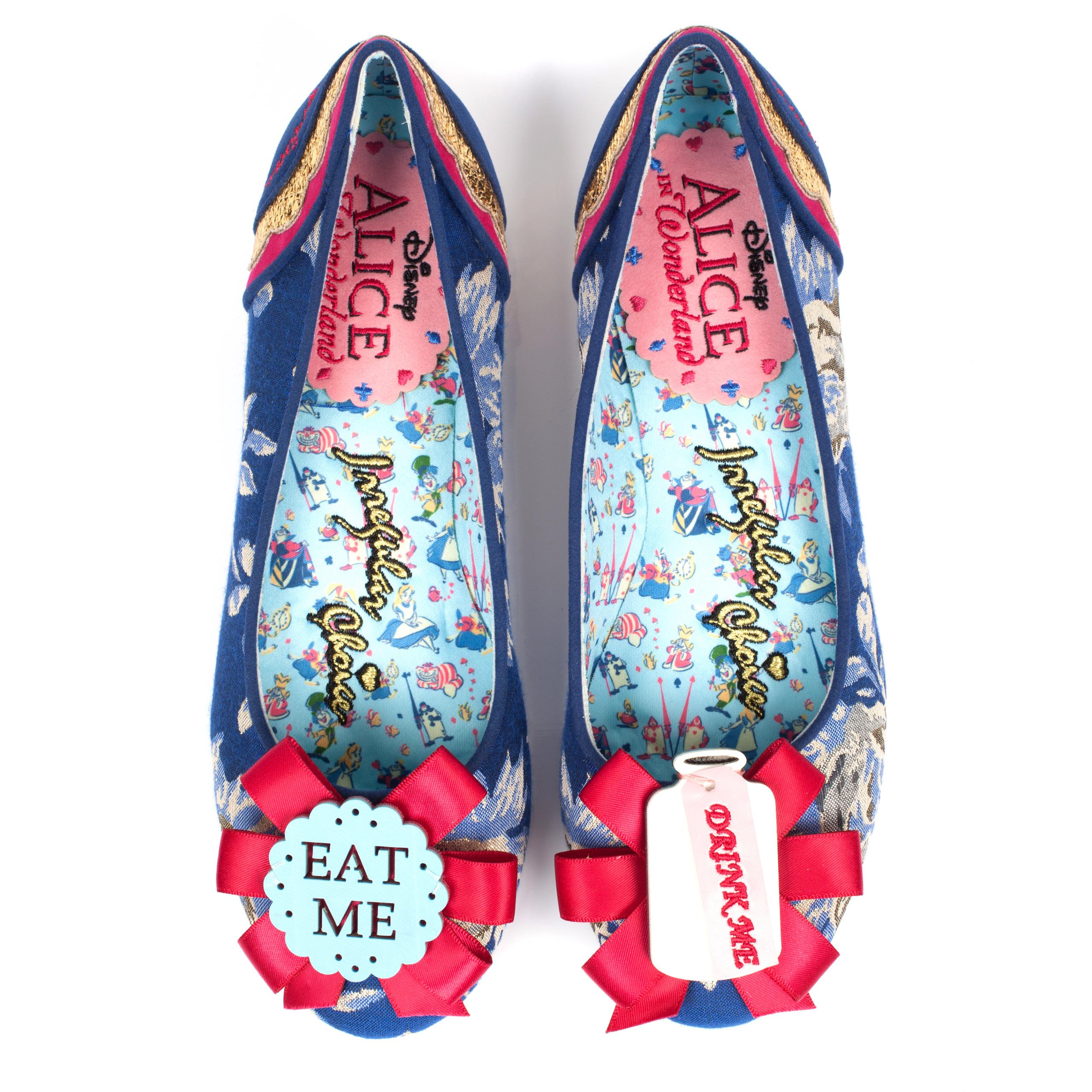 Foto de Zapatos Alicia en el País de las Maravillas (10/88)