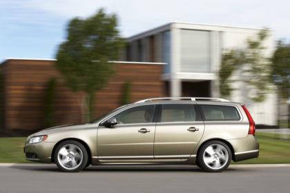 Volvo incorpora motores tetracilíndricos a los V70 y S80