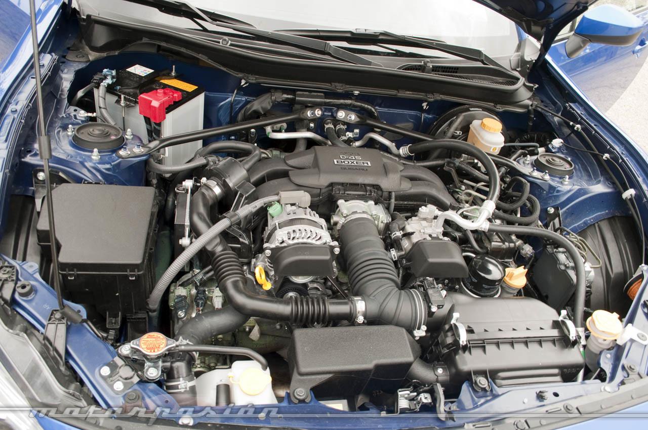 Foto de Subaru BRZ (presentación) (23/23)