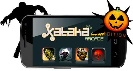 Xataka Móvil Arcade Edición Android, Especial Halloween