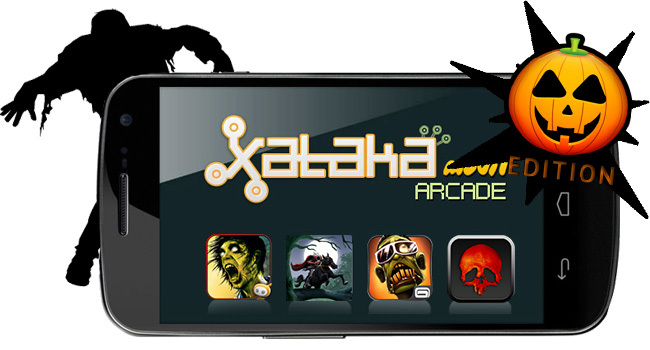 Xataka movil arcade android halloween