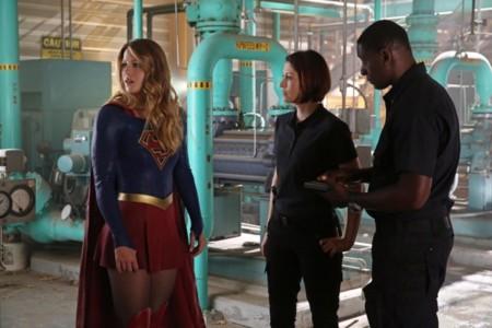 Escena Supergirl