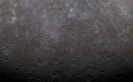 La NASA se apunta otro hito fotográfico con una fotografía de Mercurio