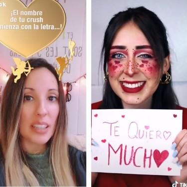 TikTok celebra San Valentín con nuevos filtros y challenges para celebrar el amor pero sin olvidarse de sus usuarios solteros