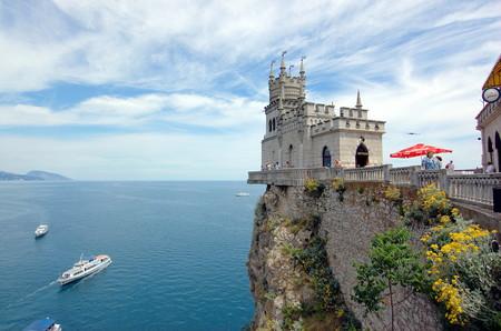 Castillo Nido De Golondrina En Yalta 2