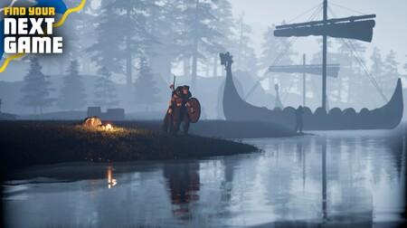 Song of Iron, análisis: una solitaria aventura vikinga creada por una sola persona donde el protagonista es el escenario