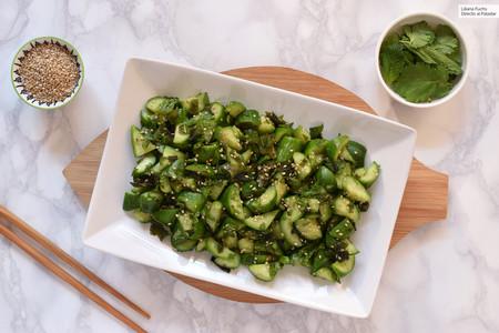 Comer sano en Directo al Paladar (LXXX): el menú ligero del mes