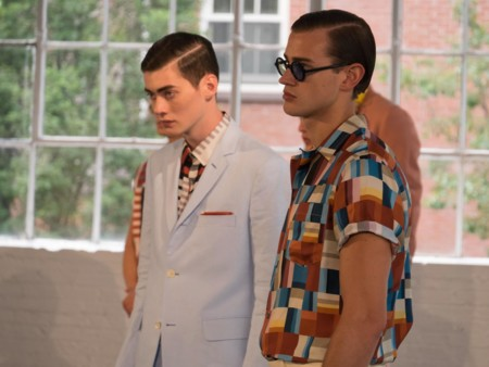 David Hart Primavera Verano 2016 New York Fashion Week 2