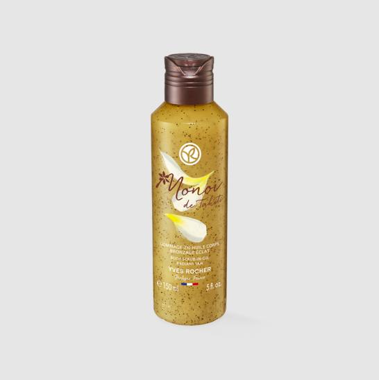 Aceite Exfoliante Monoï de Yves Rocher