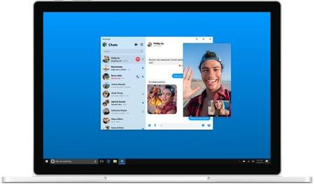 Facebook prepara la llegada de Messenger con una aplicación para Windows y Mac, mientras iOS tendrá una versión más ligera
