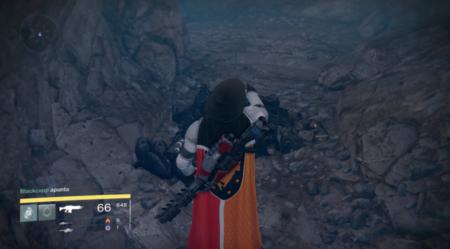 Bungie nos dejó un mensaje escalofriante en la extinta cueva del botín de Destiny